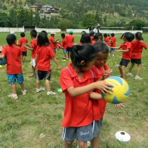 Volley for Health